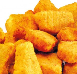 Nuggets merluza